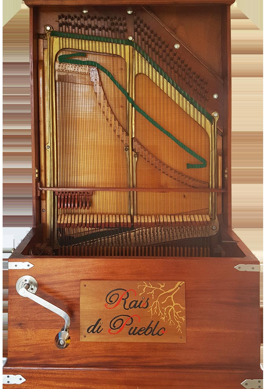 Kaha di orgel | cultureel erfgoed | Splika