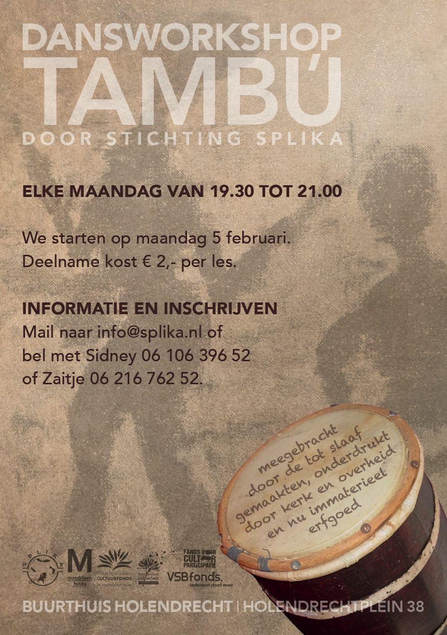 Workshop Tambu